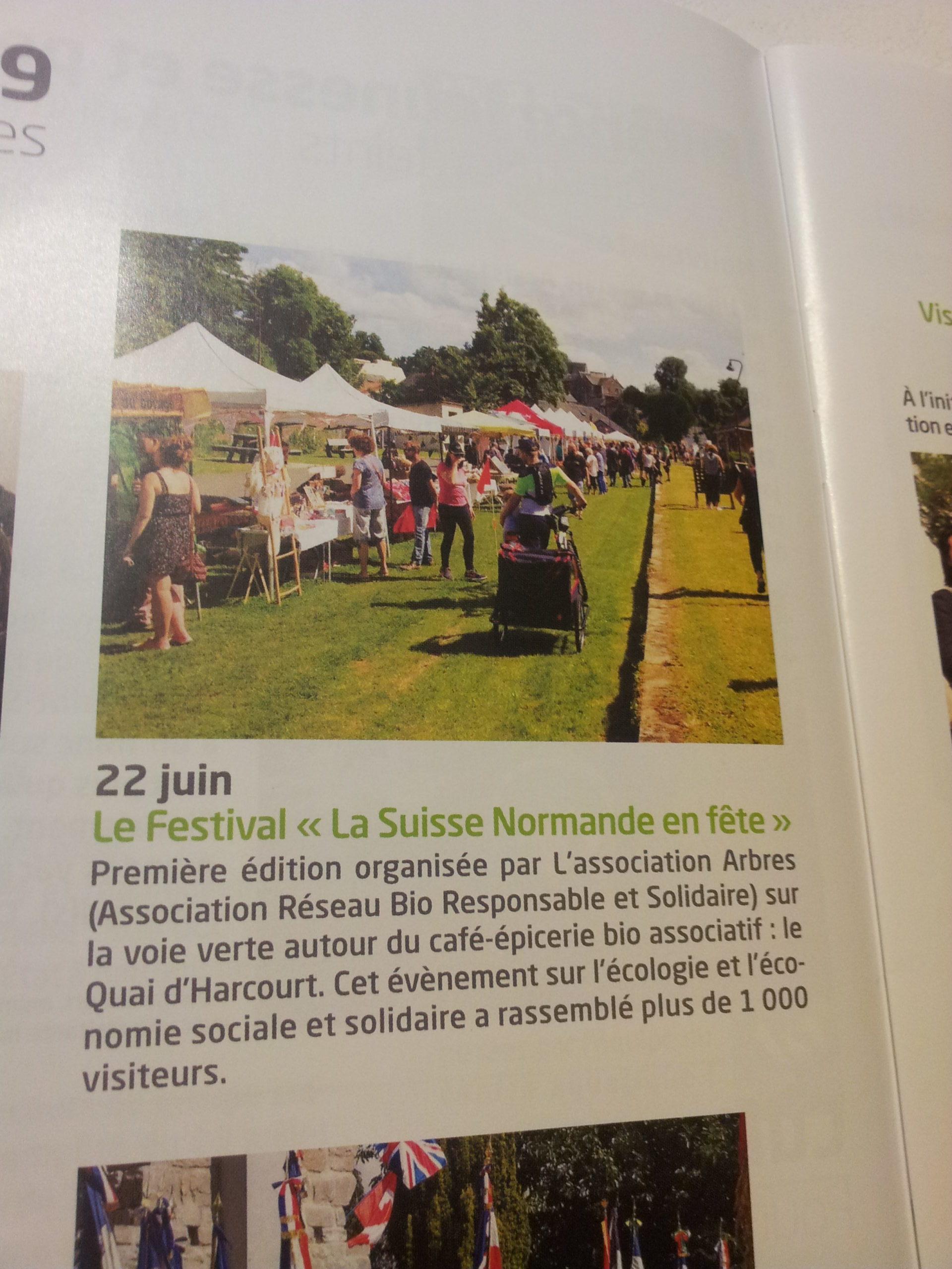 Festival 22 juin